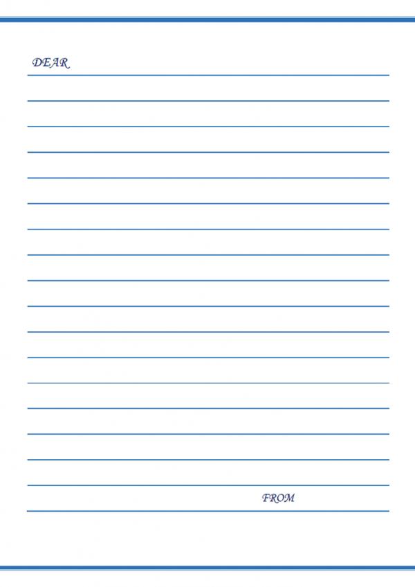 便箋のテンプレート02word 無料のビジネス書式テンプレート
